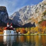 景勝地ベルヒテスガーデン!ドイツで一番美しい湖とヒトラーの山荘の町