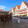 夏の「子供祭り」で大にぎわい!可愛らしい中世の町ディンケルスビュール