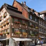 ドイツの木骨組みの建物と、日本の木造家屋の違いとは?