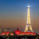パリ散策 #13 – 「鉄の貴婦人」エッフェル塔に登ろう!