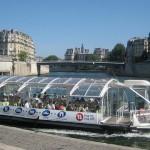 パリ散策 #16 – 世界遺産セーヌ河畔をクルーズしよう!