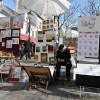 パリ散策 #10 – 画家の似合う街モンマルトル