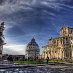 世界遺産「ピサのドゥオーモ広場」 – 中世海洋国家の栄華の名残り