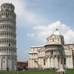 フィレンツェ近郊への旅 – ピサのシンボル「斜塔」を探訪しよう!